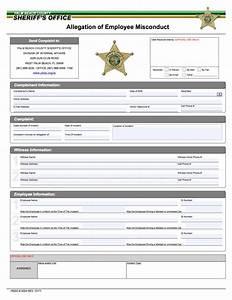 Internal Affairs - Palm Beach County Sheriff's Office