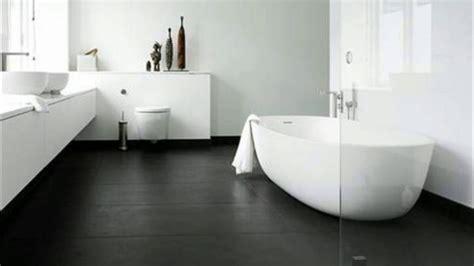 Moderne Badezimmer Böden by Badezimmer Ideen Badezimmer Dunkler Boden