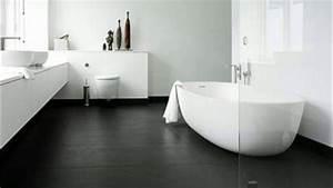 Boden Für Badezimmer : badezimmer ideen badezimmer dunkler boden youtube ~ Markanthonyermac.com Haus und Dekorationen