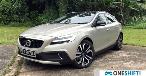 Review Volvo V40 Cross Country by Volvo V40 Cross Country T4 Review Singapore Oneshift