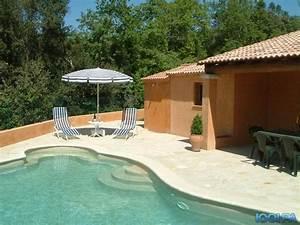 gard ardeche sud belle maison avec piscine privee petite With location en ardeche avec piscine privee