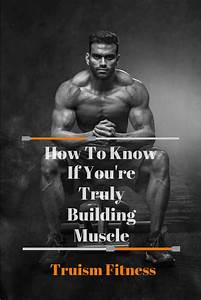 Bodybuilding Progress  How To Track Results