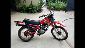 Honda Xl185 Duel Sports Bike Review