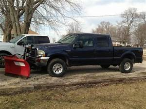 Purchase Used 2002 Ford F250 4x4 Crew Cab 7 3 Diesel