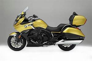 New Bmw K1600 Grand America  U2013 A Bagger With A Boot
