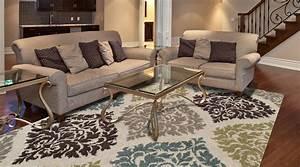 Cheap living room area rugs peenmediacom for Sectional sofa area rug