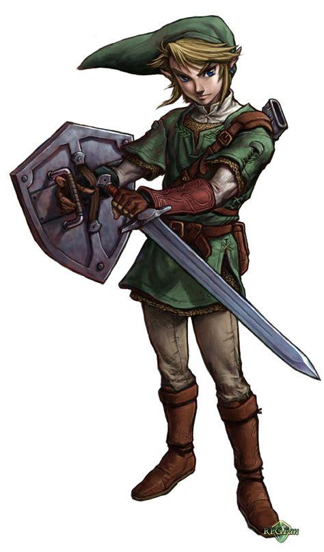 Legend Of Zelda Link Cosplay Reference Library