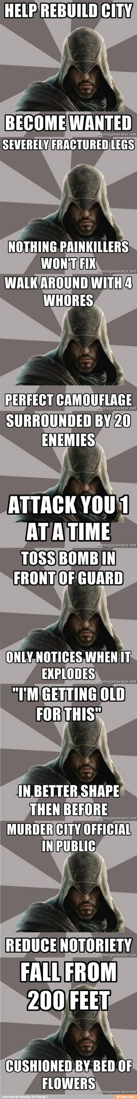 Ezio Memes - ezio memes assassin s creed pinterest memes assassins creed and gaming