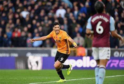 Raul Jimenez relishing top half Premier League battle with ...