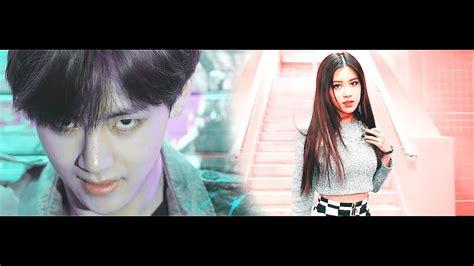 taehyung rose bts blackpink taerose youtube