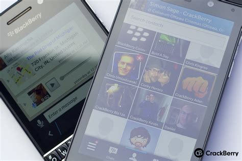 whatsapp vs bbm cross platform messaging to