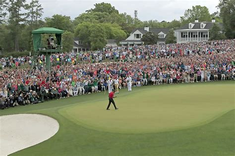 Whose Masters Record Could Tiger Woods Possibly Match?