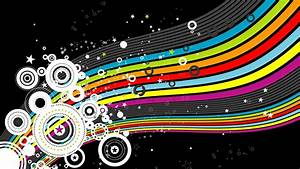 Colourful vector wallpaper - HD Wallpapers