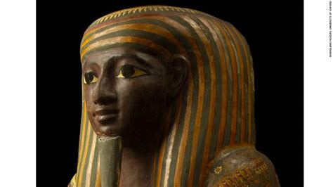 Ancient Egyptian And Nubian Artifacts At The Ashmolean Museum