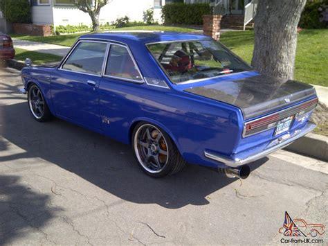 Datsun Bluebird For Sale by 1969 Datsun Bluebird 1600 Sss Coupe