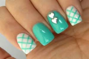 Easy nail art designs for short nails ideas