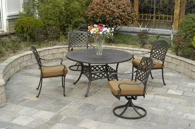 keep outdoor furniture in condition with these