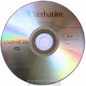 Double Layer Dvd : 25 new verbatim 8x azo logo 8 5gb dvd r dl double layer ~ Kayakingforconservation.com Haus und Dekorationen
