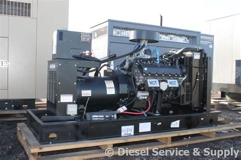 Available! Generac 70 Kw Natural Gas Generator
