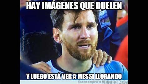 Los Memes De Messi - lionel messi pierde final de copa am 233 rica y es blanco de burlas con divertidos memes peru com