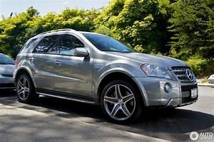Laderaumabdeckung Mercedes Ml W164 : mercedes benz ml 63 amg w164 2009 9 february 2013 ~ Jslefanu.com Haus und Dekorationen