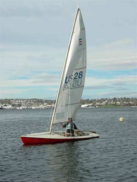 Lake Boats Small by Holy Boat Topic 1 Person Sailboat For Sale