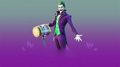 fortnite joker hd games wallpapers hd wallpapers id