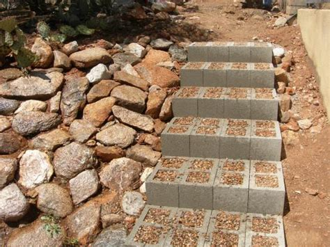 15 awesome diy garden steps and stairs