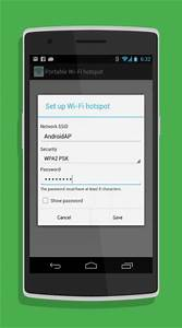 Portable Wi-fi Hotspot Android App Free Download