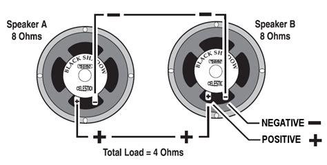 speaker wiring parallel vs series wiring wiring diagram