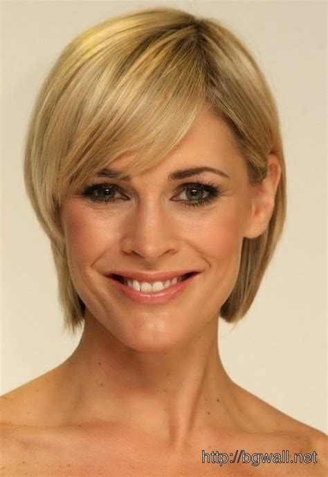 short hairstyle ideas for oval faces and fine hair