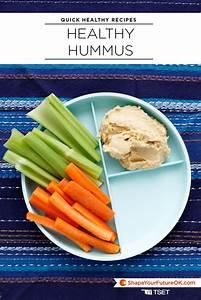 Healthy Hummus