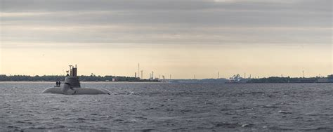 Latvijā ierodas Vācijas bruņoto spēku zemūdene