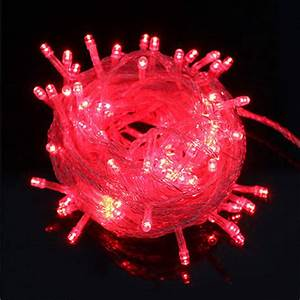Powered led starry fairy string light lamp