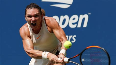 Simona Halep, ranked No. 1 in the world, lost to the unseeded but hard-hitting Kaia Kanepi 6-2, 6-4. - WSJ