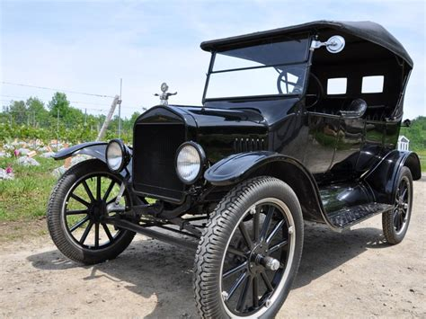 1923 Ford Model T Touring Car No Reserve