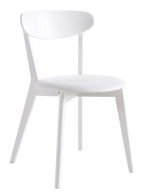 chaises blanche chaises cuisine blanches but