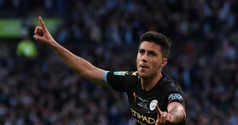 Rodri fires Real Madrid warning ahead of Man City's crunch ...