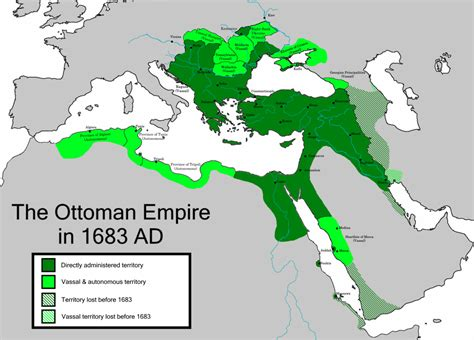 When Did The Ottoman Empire Begin - ottoman empire