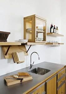 Rangement Cuisine Organisation : rangement cuisine nos solutions pratiques de rangement ~ Premium-room.com Idées de Décoration