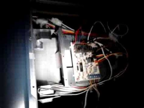 Intertherm Furnace Disconnect Fuse Box by How To Change A Furnace Blower Motor Speed