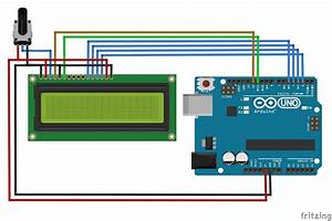 Lcd Interfacing With Arduino Tutorial