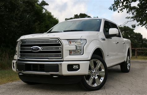 2016 Ford F150 Limited by 2016 Ford F 150 Limited 4x4 Test Drive Review Autonation