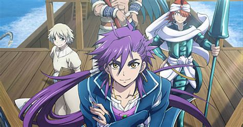 lost village magi adventure  sinbad episodes
