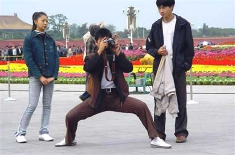 Asian Photographer Meme - funny chinese taking pictures