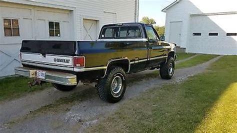 1986 Chevrolet Silverado by 1986 Chevrolet Silverado For Sale 31 Used Cars From