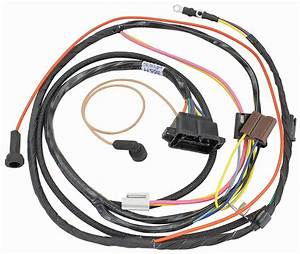 Wiring Harness  Engine  1967 Chevelle  El Camino  396  Hei