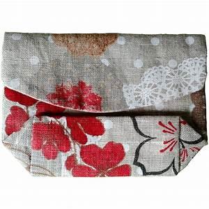 Pochette En Tissu : pochette en tissu fait main ~ Farleysfitness.com Idées de Décoration
