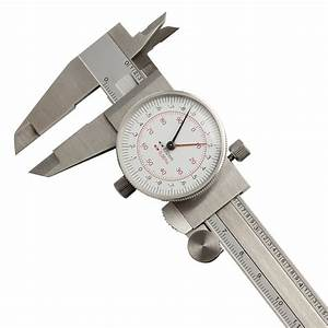 Aliexpress Com   Buy Dial Caliper 6 U0026quot   150mm Double Pointer