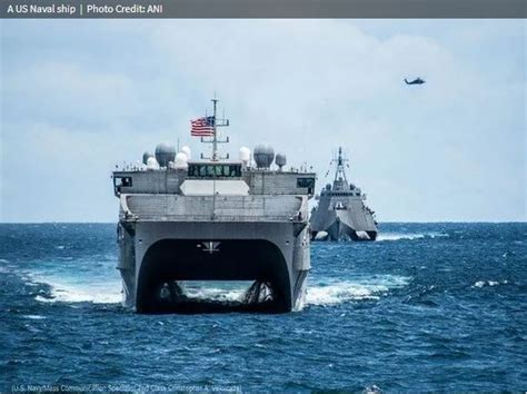 India to hold naval exercise with US in November amid ...